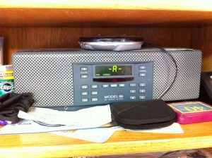 Model 88 radio